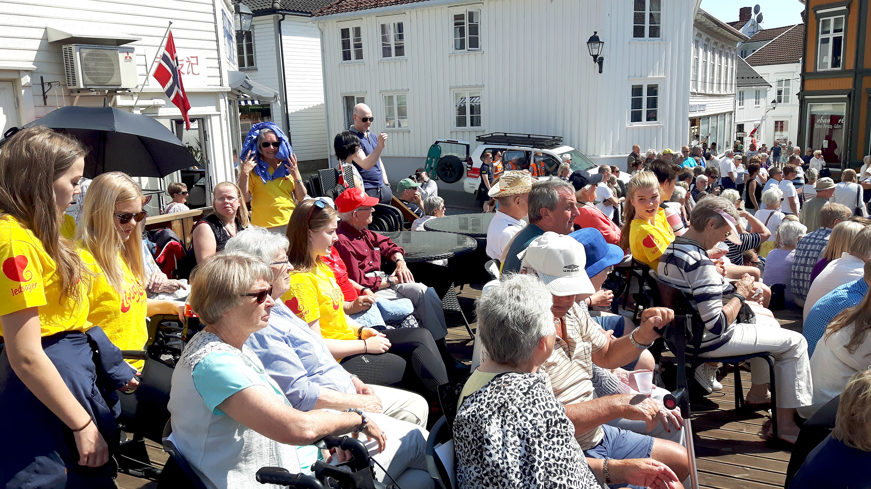 Livsgledeuka Grimstad 200 år