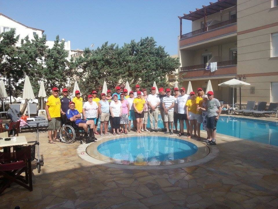 LFE Sola på Kreta
