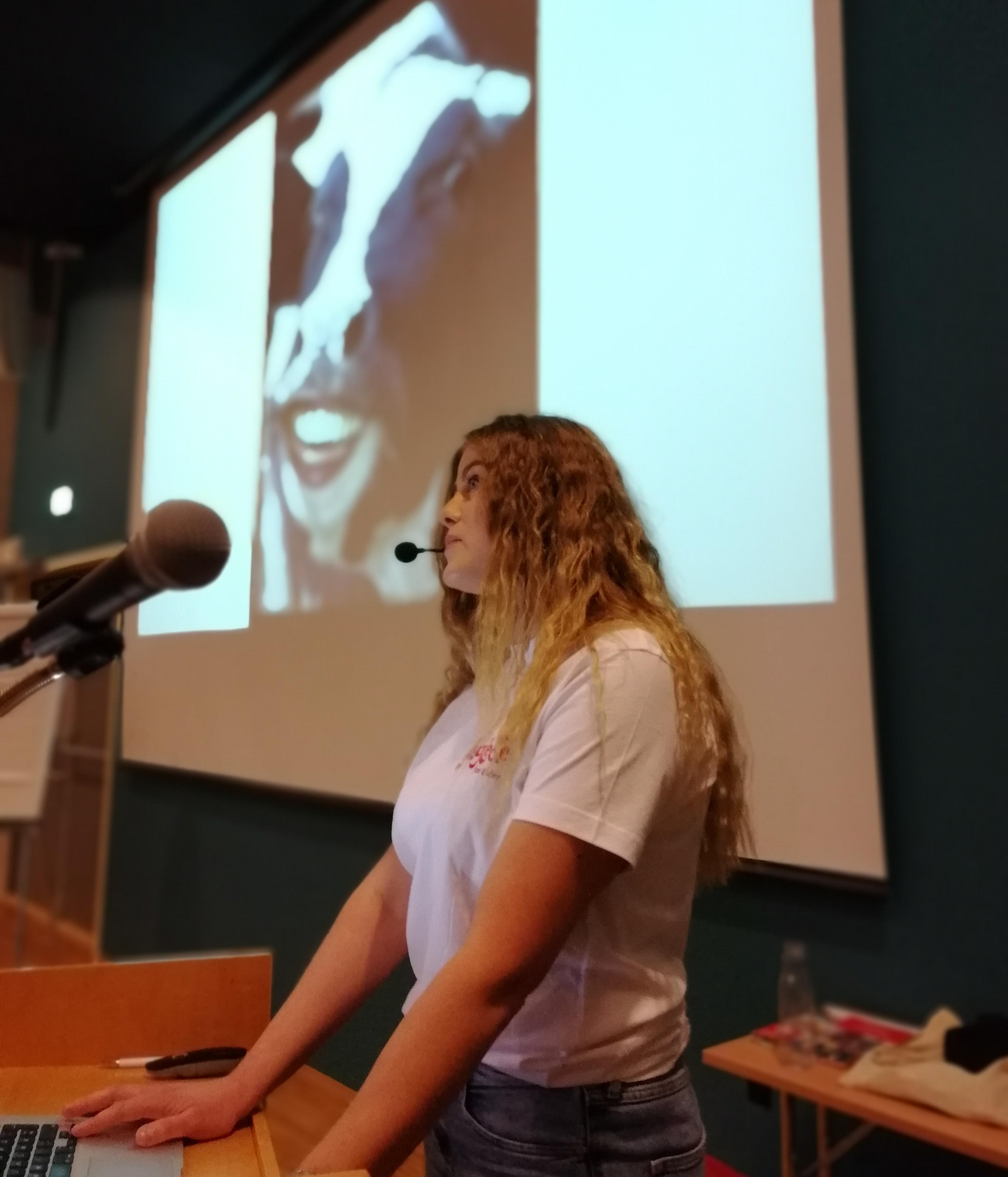 Livsgledekonsulent i Narvik, Lisbeth Binde Andersen