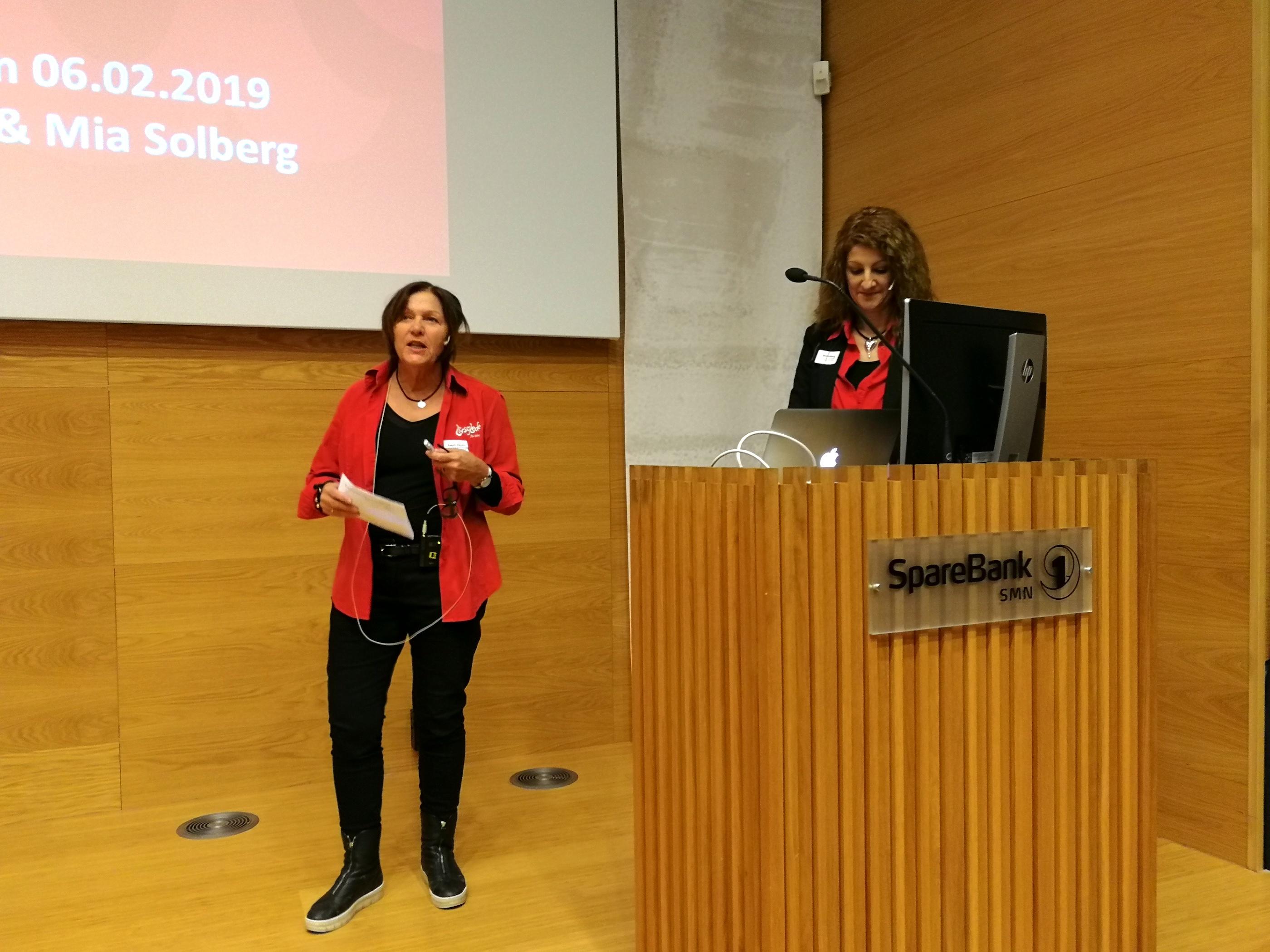 Frøydi Høyem og Mia Solberg om Livsgledehjem isett fra lederperspektiv