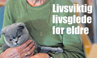 Livsviktig livsglede for eldre