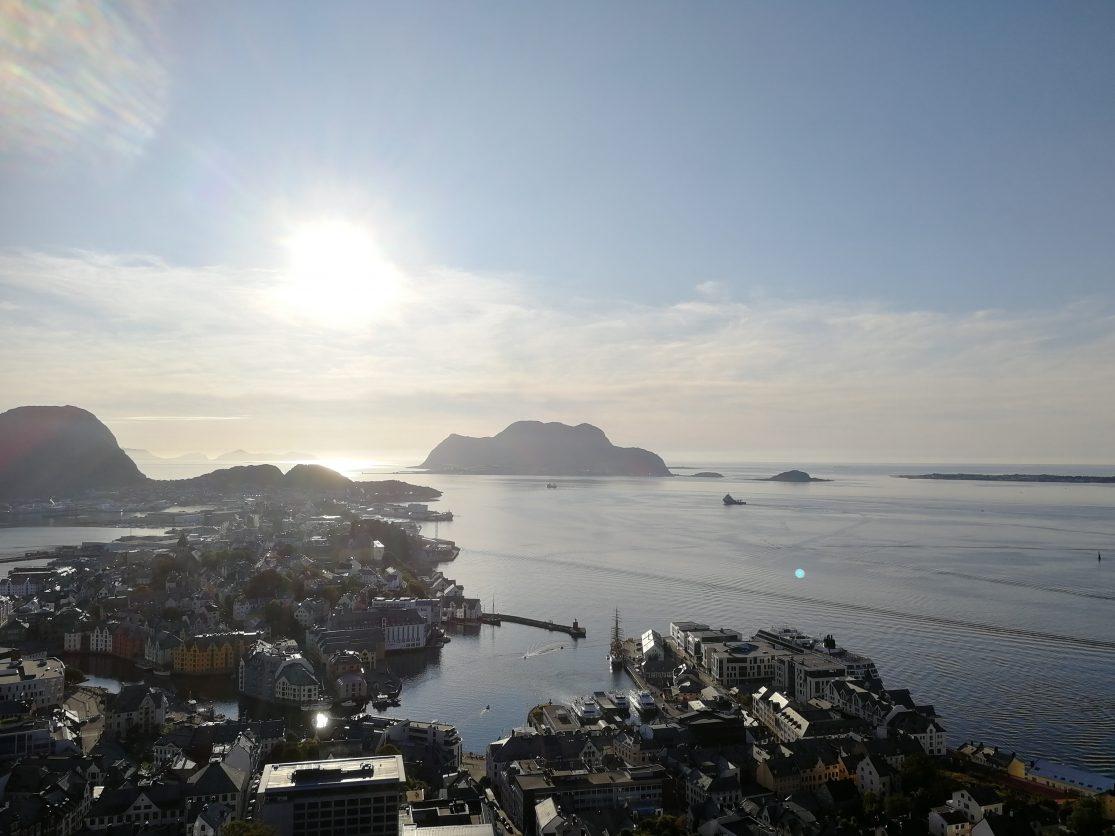 Ålesund viste seg fra sin aller beste side