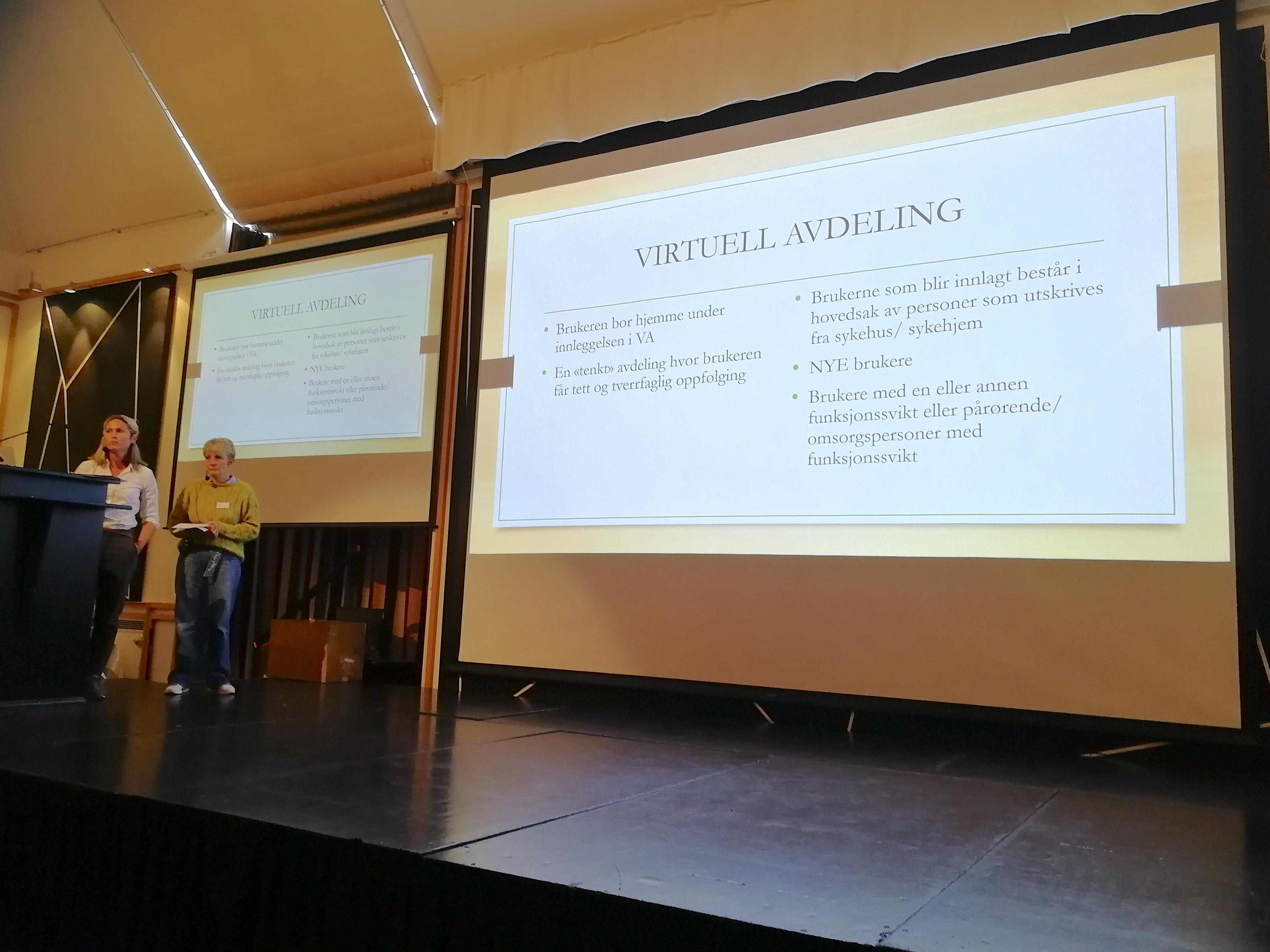 Smøla kommune forteller om suksessen med virtuell avdeling