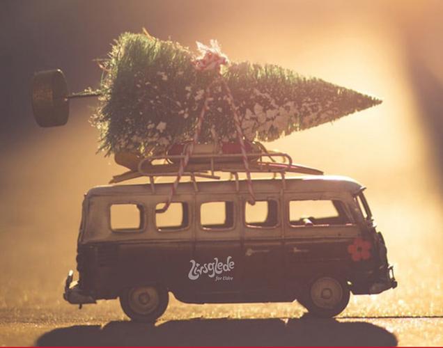 Fra alle oss til deg, god jul og godt nytt år
