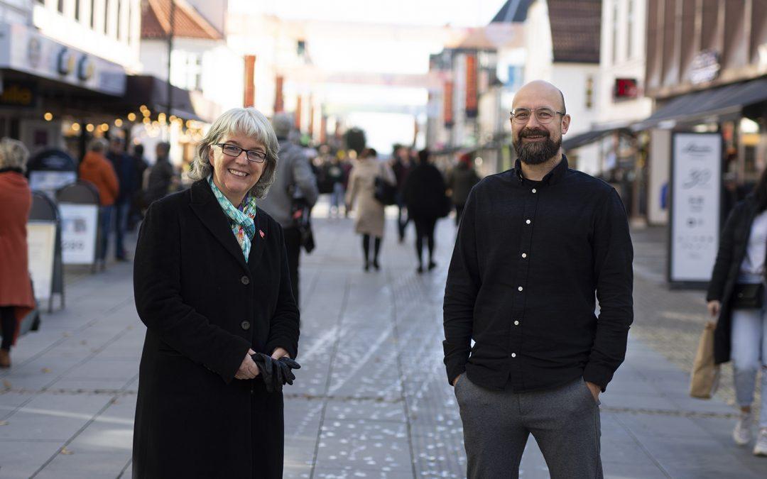 Livsglede for Eldre og Norges frivilligsentraler inngår intensjonsavtale