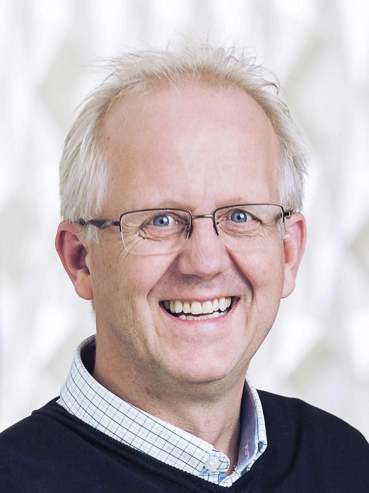 Generalsekretær Arnt H. Jerpstad