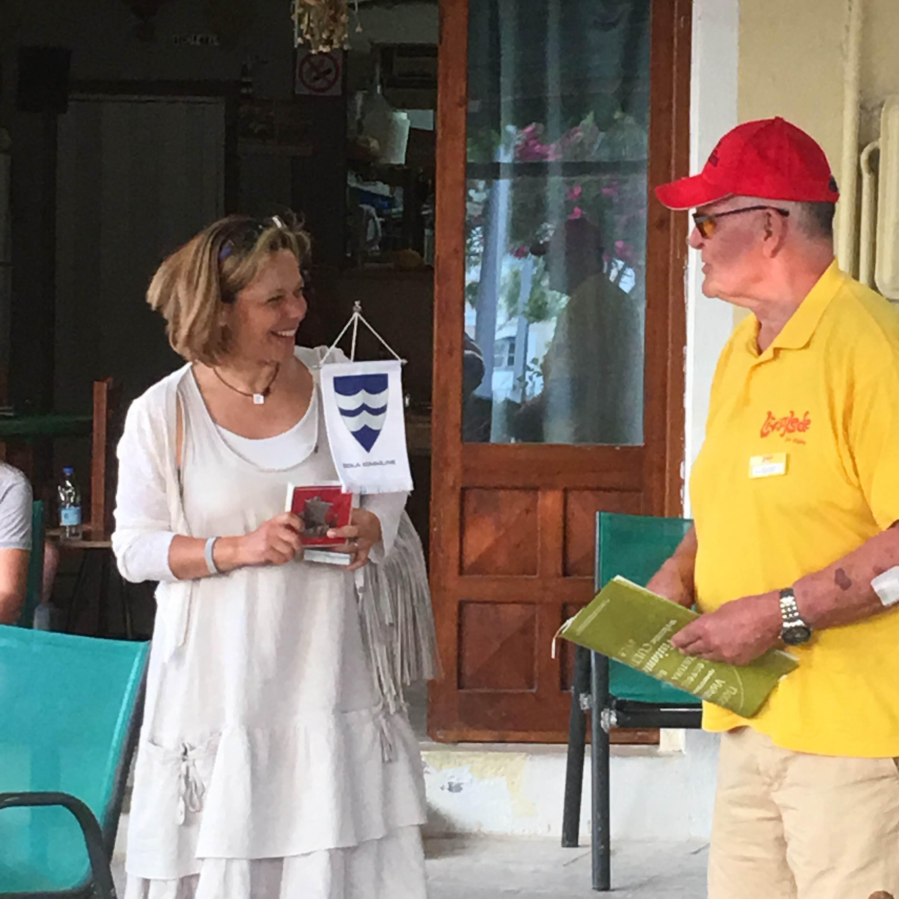 Varaordfører på Kreta