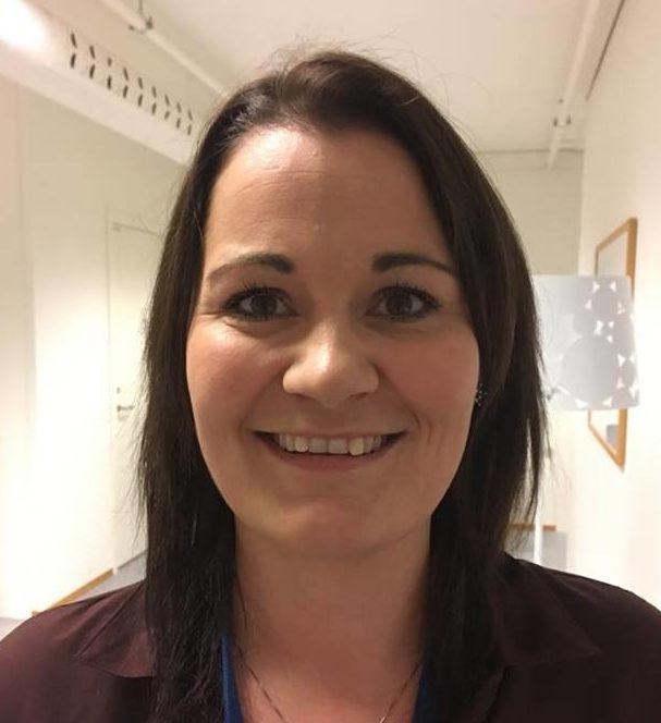 Enhetsleder Charlottenlund helse- og velferdssenter, Marthe Hildrum