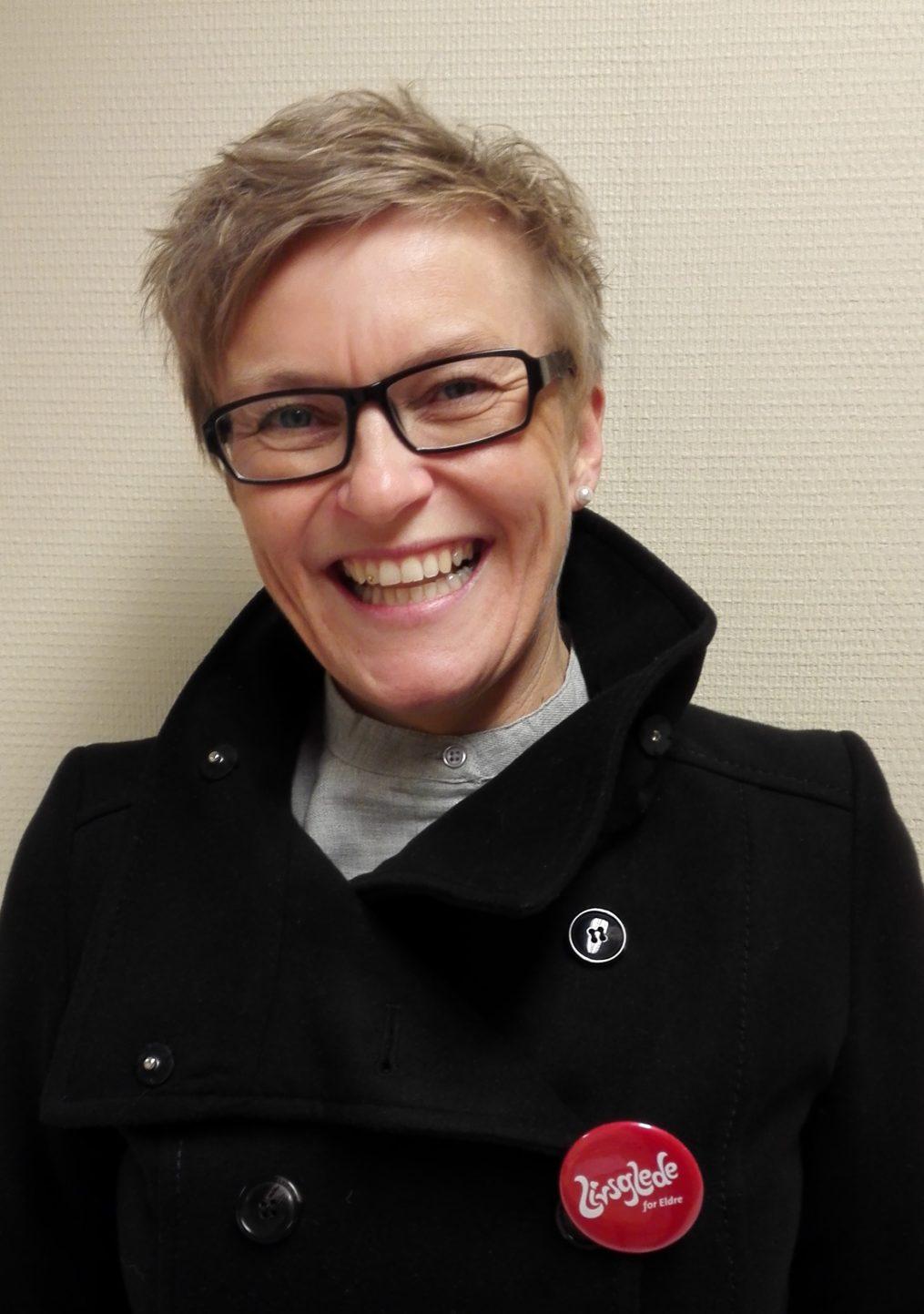 Peggy Kristin Søreng Bogøy, Frøya sykehjem