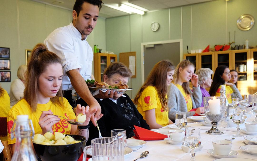 Livsgledeaktiviteter ved Kongsberg vgs høsten 2016