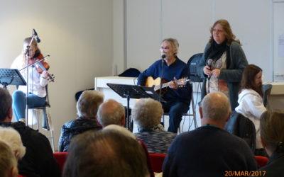 Livsgledekonsert med familien Kallevig