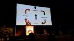 Helsedirektør Bjørn Guldvog snakket varmt om metoden livsgledesirkelen er basert på