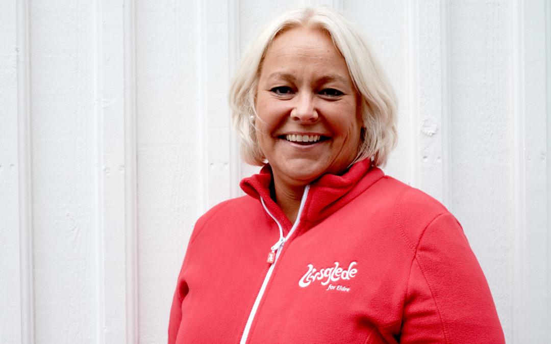 Ny generalsekretær i Livsglede for Eldre