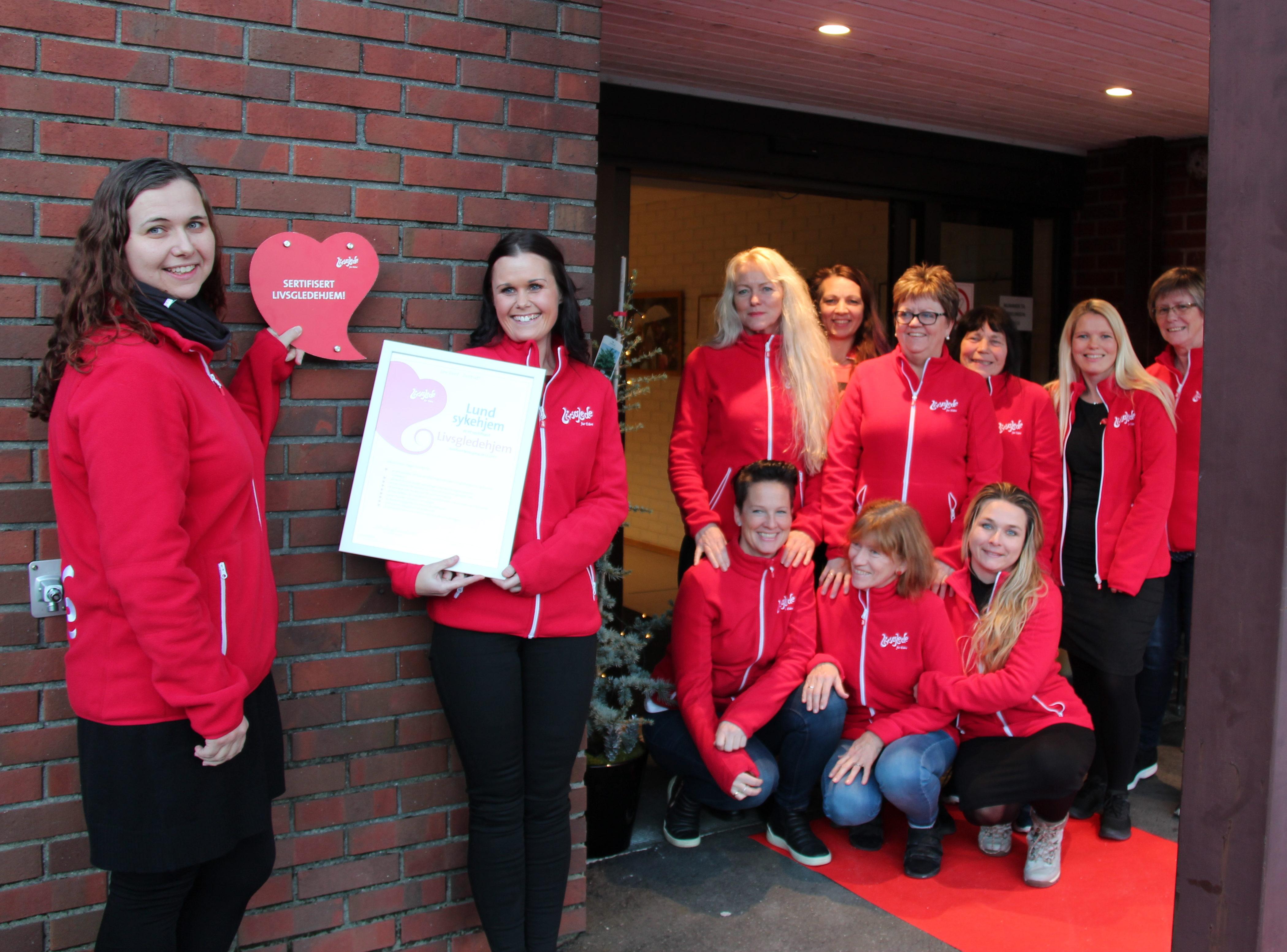 Livsgledegruppa ved Lund omsorgssenter